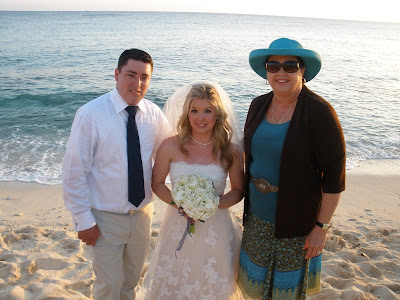 Cayman Easter Wedding at Boggy Sand Road for Connecticut Couple - image 1