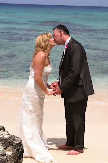 Irish Eyes Were Smiling at this Cayman Cruise Beach Wedding - image 9