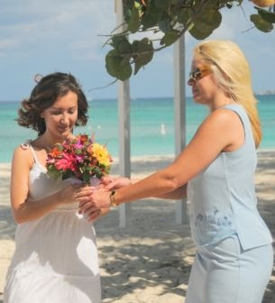 More on Special Wedding Blessing at Governor's Beach, Grand Cayman - image 2