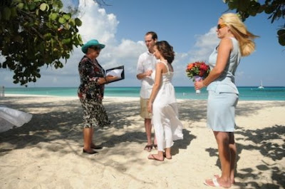 More on Special Wedding Blessing at Governor's Beach, Grand Cayman - image 1