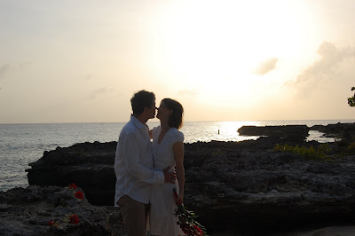 Simple Grand Cayman Wedding Ceremony for Brooklyn Attorneys - image 5