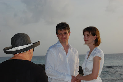 Simple Grand Cayman Wedding Ceremony for Brooklyn Attorneys - image 2