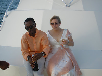Cayman Boat Wedding for Saskatchewan Bride - image 5