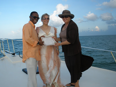 Cayman Boat Wedding for Saskatchewan Bride - image 4