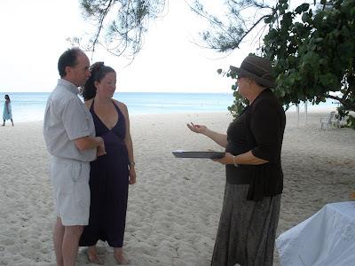Irish Humanitarians Wed at Governor's Grand Cayman - image 2