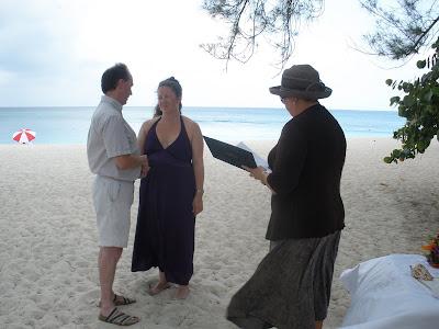 Irish Humanitarians Wed at Governor's Grand Cayman - image 1