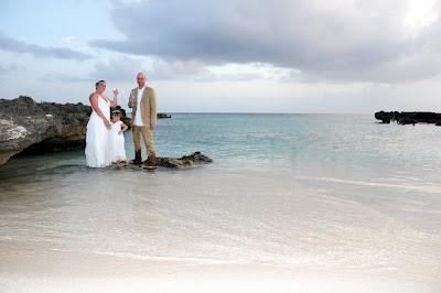 Magical Cayman Islands Beach Wedding - image 8