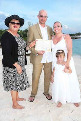 Magical Cayman Islands Beach Wedding - image 3