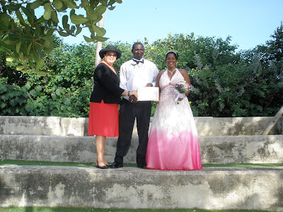 Residents Choose Darts Park Wedding, Grand Cayman - image 4