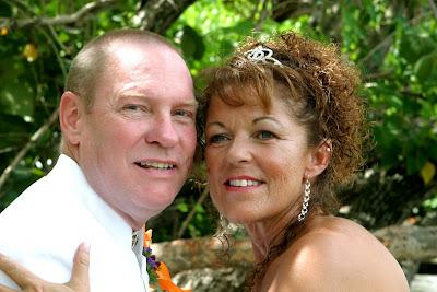 A Simple Wedding, and a well-kept secret, Grand Cayman Beach Wedding - image 6