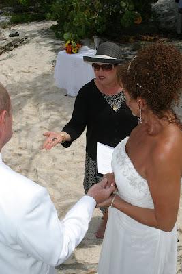 A Simple Wedding, and a well-kept secret, Grand Cayman Beach Wedding - image 3