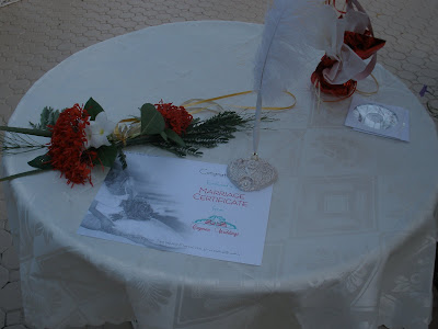 Red Letter Day for Cayman Islands Wedding Couple - image 2