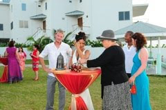 Sneak Preview of Kiwis' Grand Cayman Wedding Today - image 3