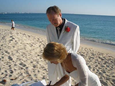 Sunday Afternoon Wedding, Seven Mile Beach, Grand Cayman - image 2
