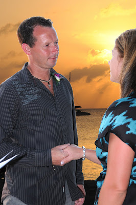 Cayman Sunset Wedding Vow Renewal on Second Honeymoon - image 1
