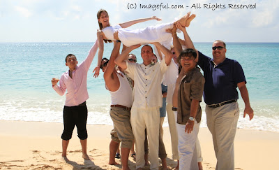 Unity Sand Ceremony & Wedding on Grand Cayman Beach - image 7