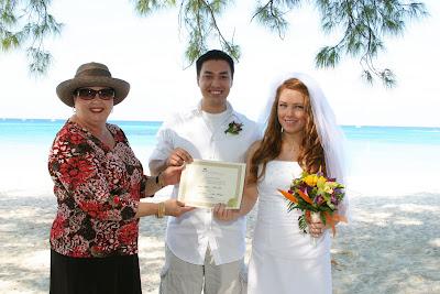 Cayman Wedding Blessing Celebration for Washington State Group - image 3