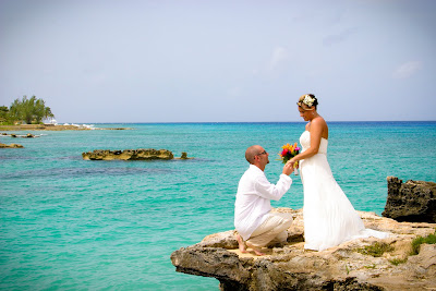 The Best of a Grand Cayman Cruise Wedding - image 2