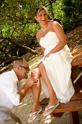 The Best of a Grand Cayman Cruise Wedding - image 3