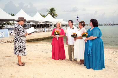 Very Special Wedding Vow Renewal, the Wharf, Grand Cayman - image 2