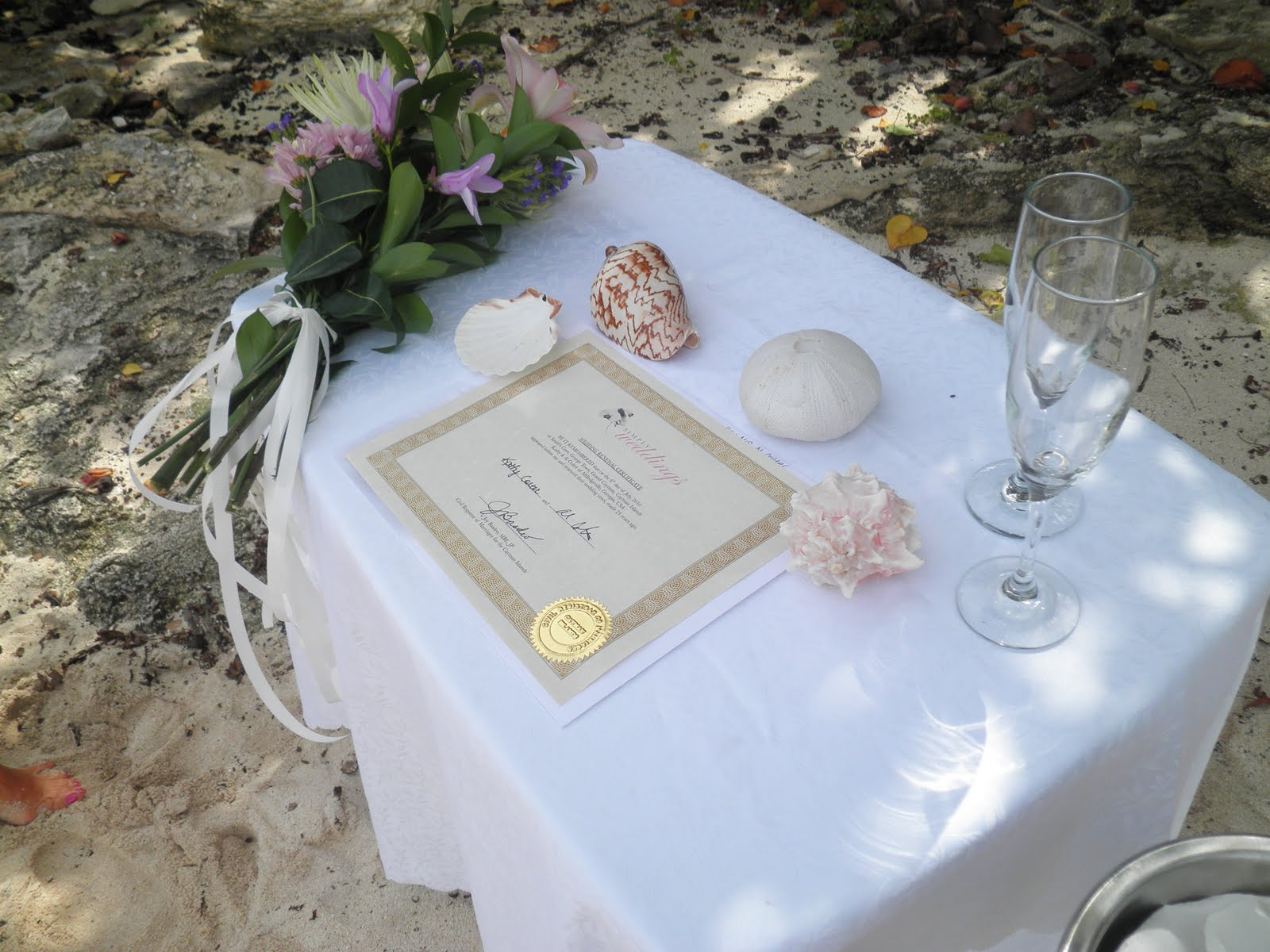 The Joy of Weddings: Why a Grand Cayman Wedding Vow Renewal is a ...
