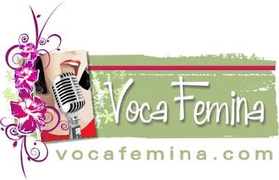voca femina banner by Jennifer Herrick