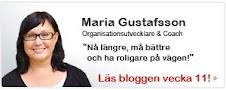 Maria gästbloggar