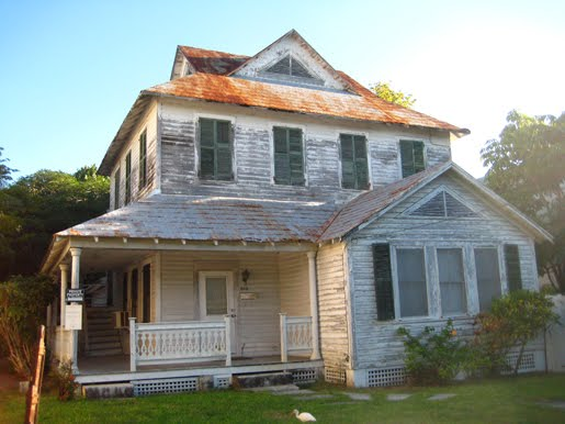 Old house for sale in Key West