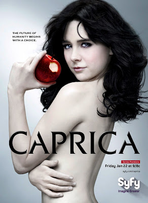 Caprica Temporada 1 Audio Español