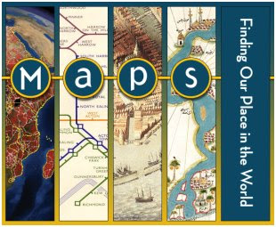 The Pond Seeker: Chicago Festival of Maps, Day 1: Field Museum Chicago Museums Map on