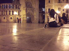 Valencia by night