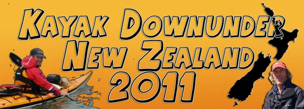 Kayak Down Under NZ 2010-11