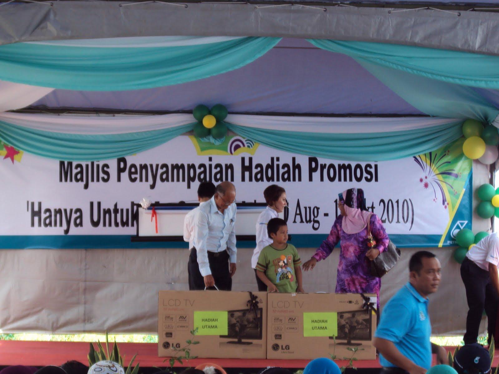 Me Girls Energizing Malaysia Majlis Penyampaian Hadiah