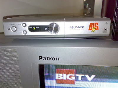 Reliance Big Tv Set Top Box