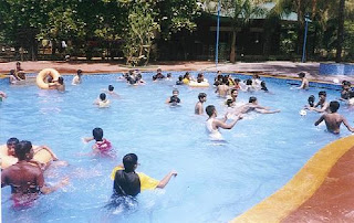Pinewood resort swimmingpool