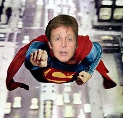Superman McCartney