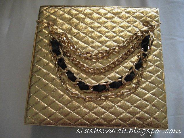 Stash Swatch Tarte Jewelry Box