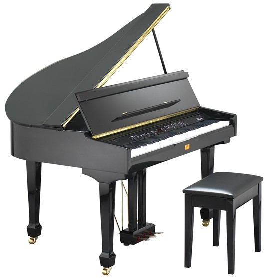 Az piano reviews williams grand piano review stay for How big is a grand piano