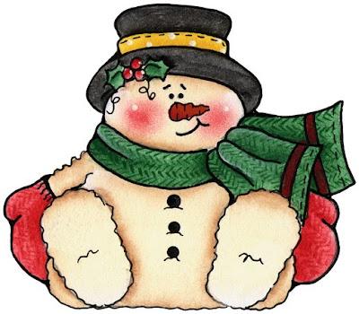 Maestra de Infantil: Muñecos de nieve para colorear