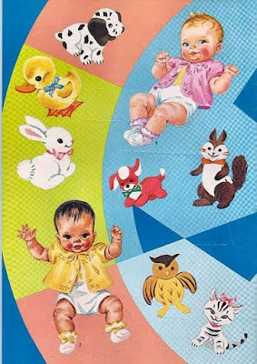 Recortables para ni os recortables de beb s muebles para - Casitas de princesas ...