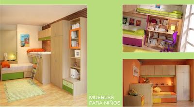 Escarabajo kids muebles de dormitorio y sistemas - Muebles para dormitorios de ninos ...