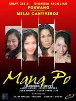 Melai Cantiveros, Pokwang, Mommy Dionesia Pacquiao, Star Cinema, Mana Po