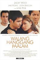 Walang Hanggang Paalam, Indie Films, Joem Bascon, Lovi Poe,