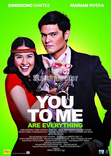 Ding Dong Dantes, GMA Films, Marian Rivera, You to Me are Everything,  Regal Films