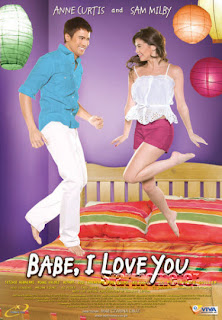 Sam Milby, Anne Curtis, Babe I Love You, miss you like crazy, John Lloyd Cruz, Bea Alonzo