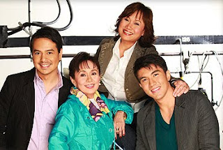 John Lloyd Cruz, Luis Manzano, Vilma Santos, Star Cinema, in my life, pmpc, star awards