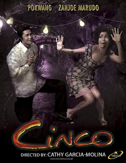 Official Trailer of Cinco by Star Cinema, Star Cinema