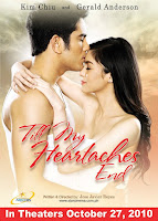 Gerald Anderson, Kim Chiu,  Till My Heartaches End