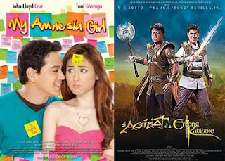 box office, My Amnesia Girl, Si Agimat at si Enteng Kabisote
