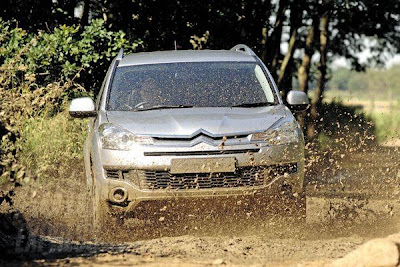 Citroen C-Crosser Exclusive HDi